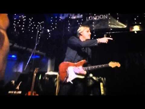 Mick Ralphs Blues Band 'Just a Little Bit' 26.11.11.