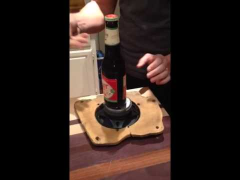 Beer Bottle Fridge Magnet Beer Bottle Magnet Trick