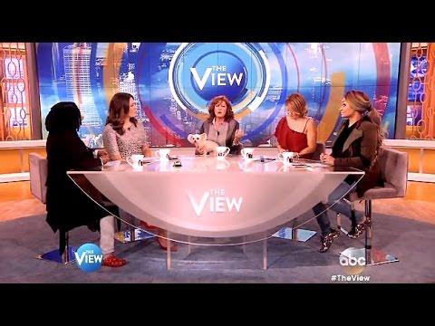 Susan Sarandon Feels The Bern - The View