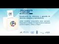 Erradicación de violencias y garantía de derechos sexuales y reproductivos
