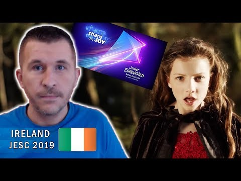 IRELAND: Anna Kearney - Banshee | Junior Eurovision 2019 - REACTION
