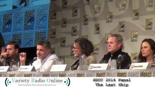 Last Ship Panel – San Diego Comic Con 2014