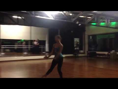 Contemporary Dance Rehearsal at Dance Culture Studios