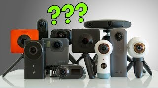 Which 360 Camera Should You Buy In SEPTEMBER 2018?