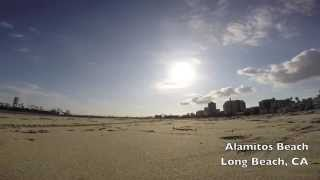 Alamitos Beach Go Pro Timelapse