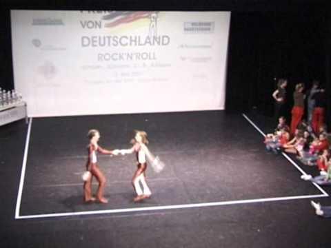 Saskia Bohemann & Sebastian Sommer - Großer Preis von Deutschland 2007