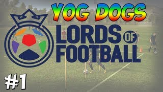 Yog Dogs #1 Building the Team