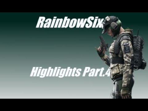 Rainbow Six Highlight (part.4)