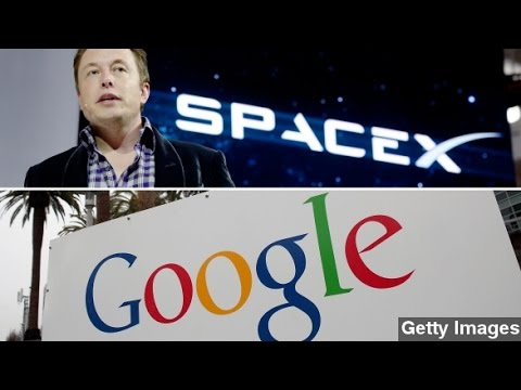 Google May Help SpaceX Create Satellite Internet Network