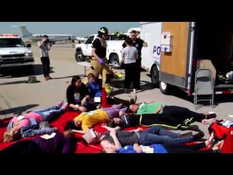 2015 Full-scale Emergency Preparedness Drill at Nashville International Airport