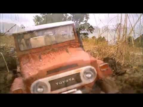 Cherish - RC4WD Gelande II Land Rover D90 and Land Cruiser FJ40