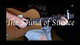 Download Lagu Simon & Garfunkel - The Sound of Silence (Disturbed) - Fingerstyle Guitar Gratis STAFABAND