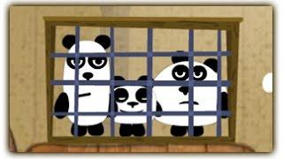 3 Pandas - Friv Games