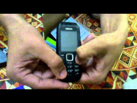 unboxing of nokia 1616 by H___K.mp4
