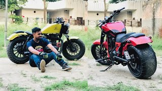 LIMITED Edition Modified Bullet | Only One In INDIA | BULLET MODIFICATION | RIDEOFY