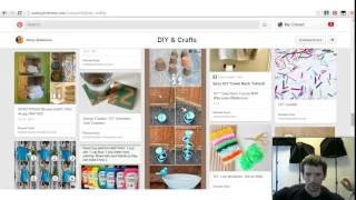 Pinterest For eBay Tutorial | Getting Traffic To Your eBay Products