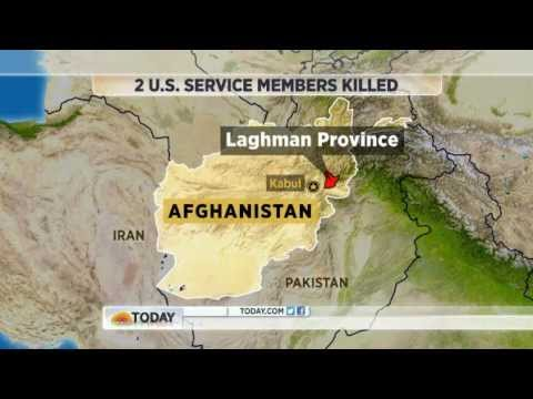 Afghan soldier kills 2 Americans in Laghman; official disputes accidental claim