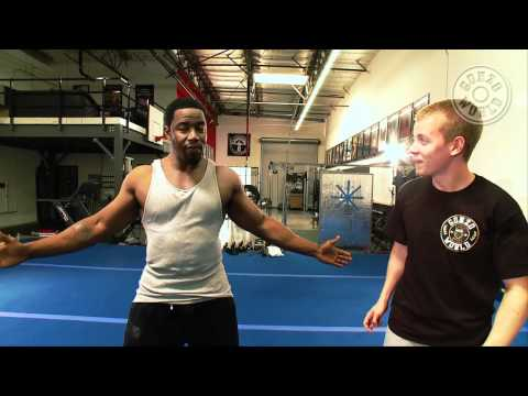 Martial Arts expert Michael Jai White's training video with Gonzo FIT Image 1