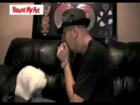 Shavo Odadjian Flaunting his Pet Part 2