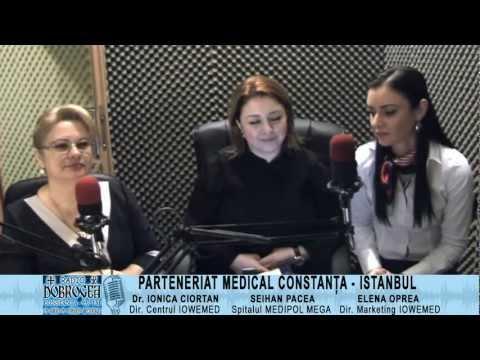 Parteneriat medical între Constanţa şi Istanbul