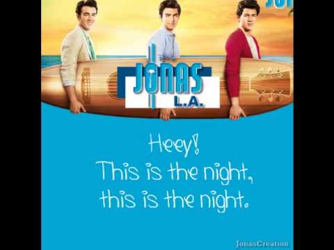 Jonas Brothers - Feelin Alive