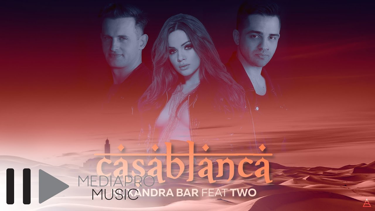 Ruxandra Bar feat TWO - Casablanca (Official Audio)