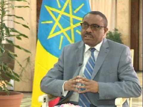 Interview With Ethiopian PM Hailemariam Desalegn On Current Issue
