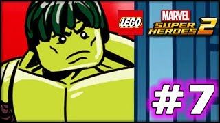 LEGO Marvel Superheroes 2 - GWENPOOL LEVEL 7 - The Ant - 100% Complete