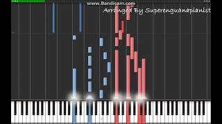 Synthesia - Only The Beginning of Adventures - Arrangement [w/ Sheet Music] ♫