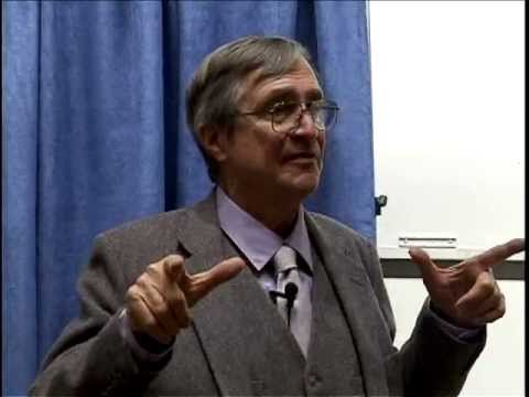 [official] Rationality of Belief in God - Peter Kreeft at Iowa State University