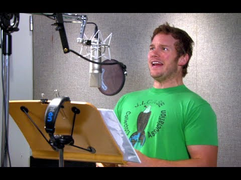 The Lego Movie Official B-Roll Footage #1 (HD) Chris Pratt, Nick Offerman
