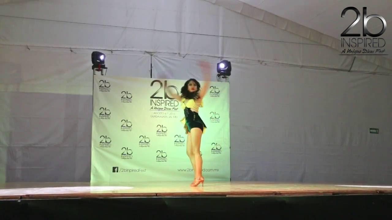 Viviana Arreola | Salsa Soloista Abierta | 2b Inspired 2016