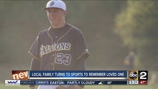Severna Park family turns to sports to remember loved one