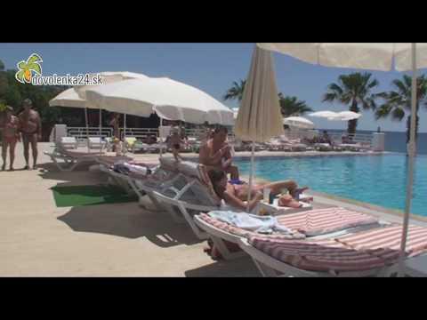 Jasmin Beach Hotel, Alanya, Turecko