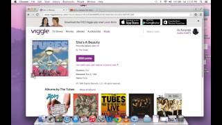 How to dowlnoad music on viggle