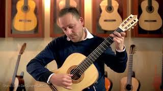 Jose Marques Spruce/Maple Guitar, Tariq Harb Guitarist, Niccolo Paganini Composer
