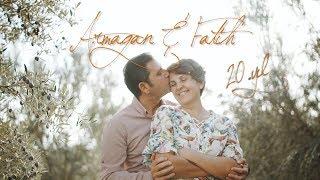 Armağan+Fatih Portakal l 20. Yıl Hikayesi l Save The Date l İzmir