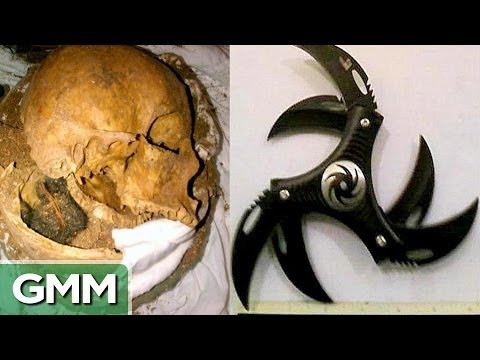 The Craziest Things Found by Airport Security