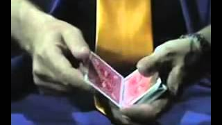 shape of my heart card trick