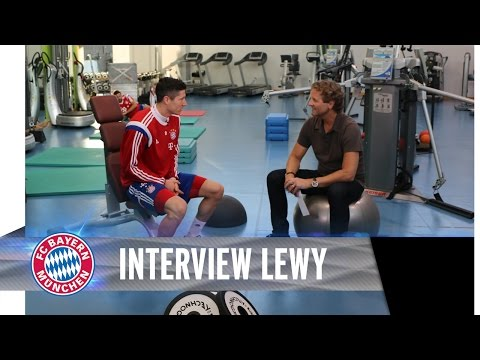 Interview Robert Lewandowski