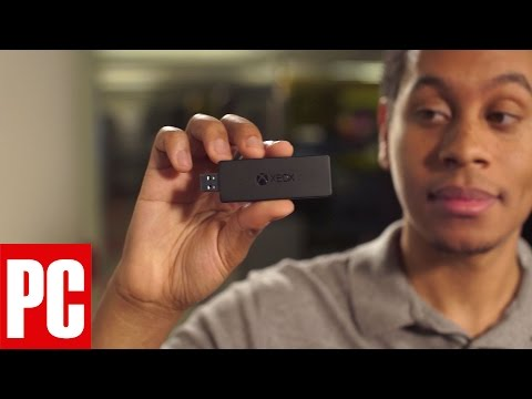 Microsoft Xbox Wireless Adapter for Windows Review