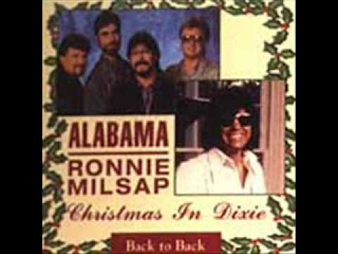Ronnie Milsap & Alabama - Christmas In Dixie Track 1 Oh Holy Night.wmv video