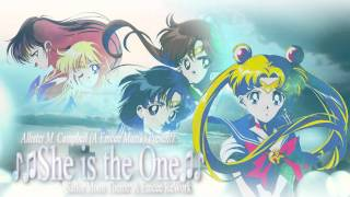 ??She is the One?? - Sailor Moon Theme: A Emcee ReWork / The ANiME ReWorks Project 1080p HD