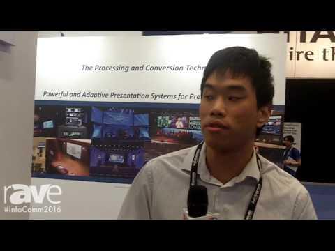 InfoComm 2016: Avitech International Corporation Showcases Rainier Summit