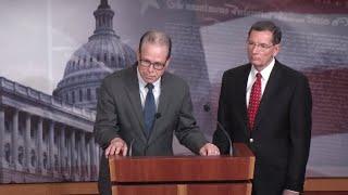 WATCH LIVE: Senate Democrats, GOP respond to Bolton revelation as Trump impeachment trial continues
