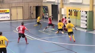 Sievi Futsal - Tervarit 17.1.2015