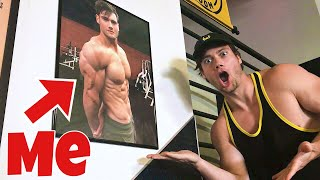 Pranking Gold's Gym Venice! (The Mecca of Bodybuilding)