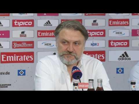 HSV-PK zum Rauswurf von Sportchef Peter Knäbel