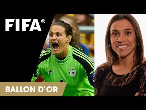 FIFA Women's Player of the Year 2013 celebrity guesses