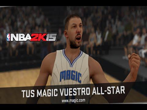NBA 2K15 [DIRECTO] SAN ANTONIO SPURS Vs ORLANDO MAGIC